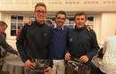 Simon COLLIOU et Viktor GOARIN remportent la finale Nationale des Greens de l'Espoir à GRANVILLE